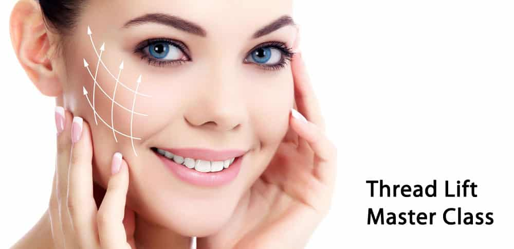 Thread Lift - Master Class: Técnica de lifting facial con la